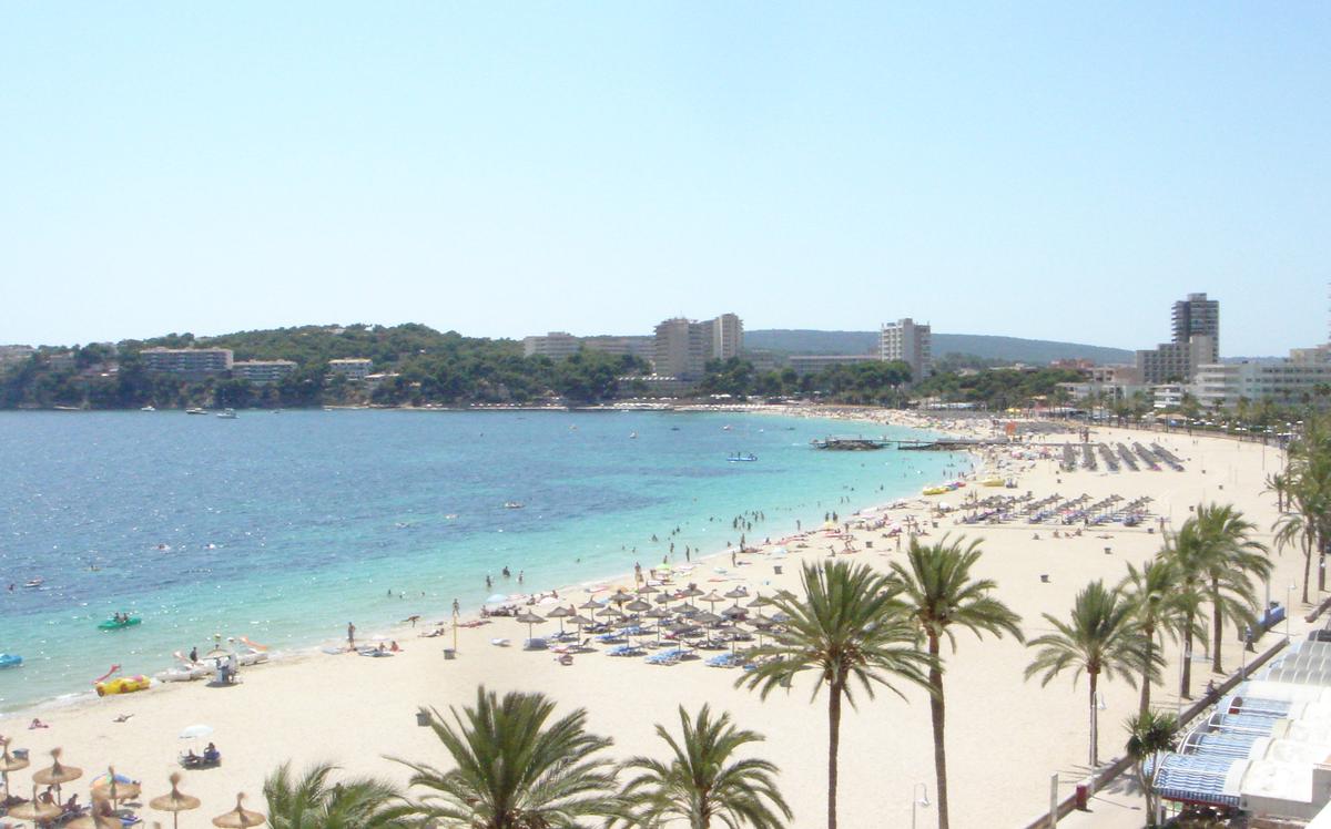 Hotels In Palma Majorca Near Beach