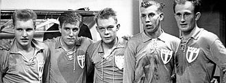 Malmö FF - Young players in the 1960s