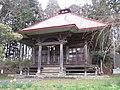Mampuku temple in Kitakami.jpg