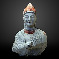 Man with pointed hat-AO 1329