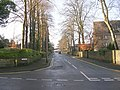 Manor Road - Cold Bath Road - geograph.org.uk - 1608333.jpg