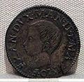 Mantova, francesco III gonzaga duca di mantova e marchese del monferrato, argento, 1540-1550, 02.JPG