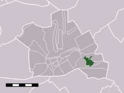 Harmelen in the municipality of Woerden.
