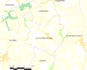 Map commune FR insee code 29033.png