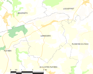Map commune FR insee code 29115.png