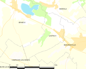 Map commune FR insee code 62501.png