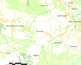 Map commune FR insee code 64527.png