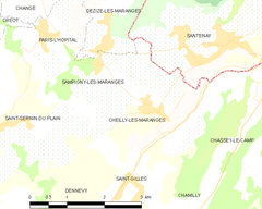 Map commune FR insee code 71122.png