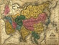 Map of Asia, Mitchell's School Atlas LOC 2007633727-13 (cropped).jpg