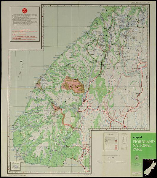 File Map Of Fiordland National Park 12485990223 Jpg