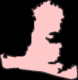 Hayling Island - The coastline of Hayling Island