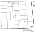 Map of Tioga County, Pennsylvania No Text.png