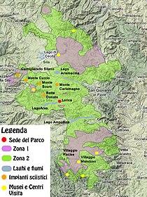 Mappa del Parco nazionale della Sila per WP.jpg