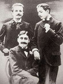 Marsel Prust - Page 2 220px-Marcel_Proust_et_Lucien_Daudet