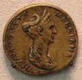 Marciana, sorella di traiano, sesterzio, 112-114 dc.JPG