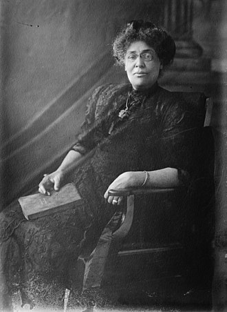 Margaret Murray Washington - Margaret James Murray