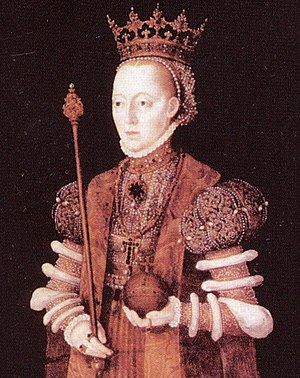 1551 in Sweden - Margaret of Sweden (1536) by Johan Baptista van Uther