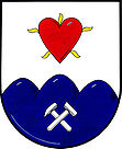 Mariánské Radčice coat of arms