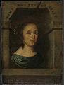 Maria Eversdijck (geb 1628). Echtgenote van Nicolaes Blancardus Rijksmuseum SK-A-994.jpeg