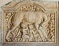 Maria Saal Dom Vorhalle Relief Kapitolinische Woelfin 28052015 1050.jpg