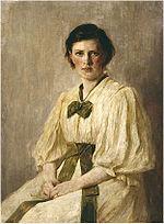 Marianne Weber née   Schnitger