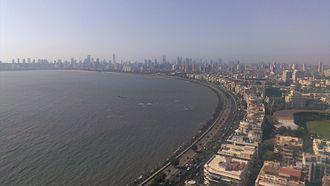 Boulevard - Marine Drive, Mumbai