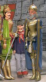 Marionetes Tchantchès