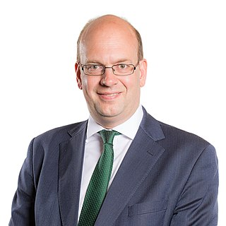 Mark Reckless British politician