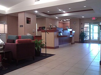 Residence Inn by Marriott - Image: Marriott Residence Inn Warrenville Illinois