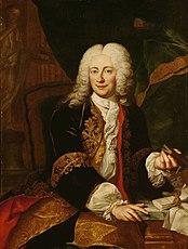 Portrait of Johann Christoph Freiherr von Bartenstein (1689-1767)