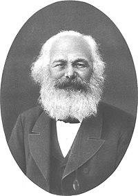 Marx en 1882