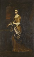 Mary Scrope, later Mrs Pitt (b.1676)