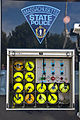 Massachusetts State Police Underwater Recovery Unit - diving cylinders & compressor - The Big E, 2014-09-24.jpg