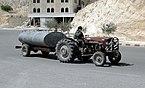 Massey Ferguson tractor, Syria.jpg