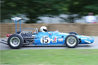Matra MS10 - Image: Matra MS10 2008 Goodwood