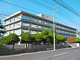 Matsue legal affairs joint government building.jpg