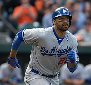 2015 Los Angeles Dodgers season - Matt Kemp's long tenure with the team ended when he was traded during the off-season