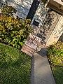 Matter is the Minimum sign, Burbank, California, USA (50146639587).jpg