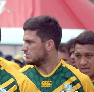 Matt Gillett - Gillett lining up for the Prime Minister's XIII