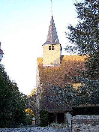 Maurepas, Yvelines - Image: Maurepas 78 Église