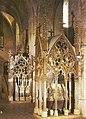 Mausoleos reales del Monasterio de Santes Creus.jpg