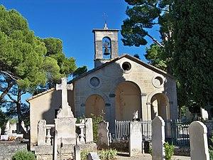 Mazan - Chapel Notre-Dame of Pareloup