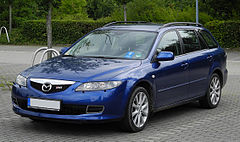 Mazda 6 – Wikipedia, wolna encyklopedia