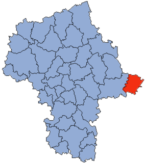 Łosice County County in Masovian Voivodeship, Poland