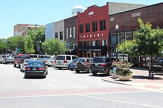 McKinney, Texas City in Texas