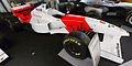 McLaren MP4-11 front-right Donington Grand Prix Collection.jpg