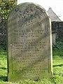 McMahon family gravestone St Mary's Tetbury. - geograph.org.uk - 1523192.jpg