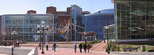 Maryland Science Center - Image: Mdsci