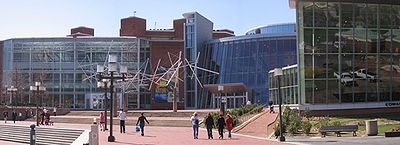 The Maryland Science Center