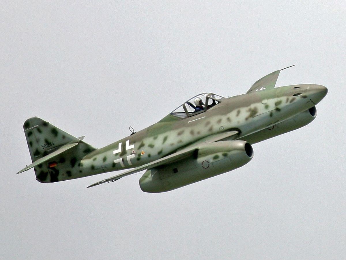 Messerschmitt Me 262 – Wikipedia, wolna encyklopedia